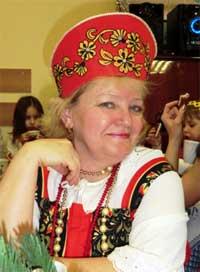 Радзецкая Светлана Ивановна